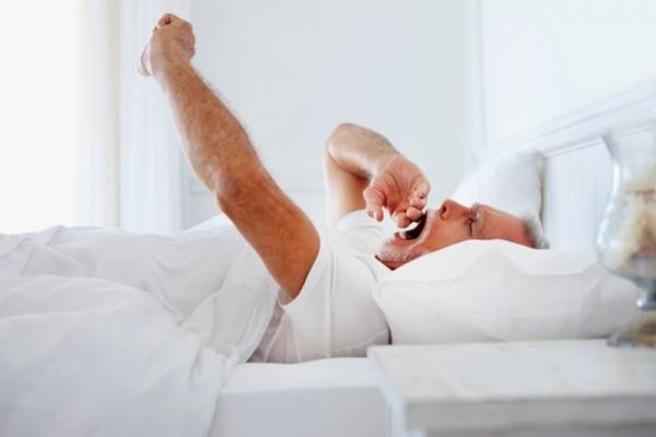 Za mało snu może wpływać na podwyższone ciśnienie/fot. Fotolia